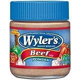 Wyler's Beef Instant Bouillon Powder (3.75 oz Jar)