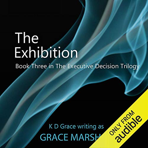 The Exhibition audiobook cover art