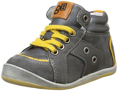 babybotte Fleuve, Chaussures Marche bébé garçon, Gris (015 Gris), 18