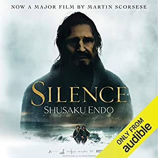 Silence                    Written by:                                                                                                                                 Shusaku Endo                               Narrated by:                                                                                                                                 David Holt                      Length: 7 hrs and 39 mins     6 ratings     Overall 4.5