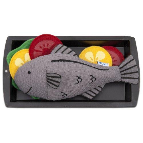 Preisvergleich Produktbild Micki 46.1029.00 - Fischplatte