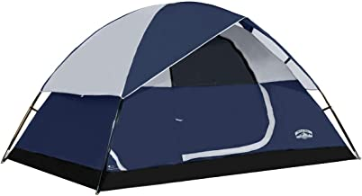 Pacific Pass Tent Water Resistance Portable with Rain Fly...