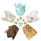 recensione 250 Pezzi Pirottini di Carta