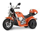 Kid Motorz 6V Motorcycle Ride On, Blue