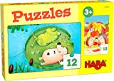 HABA- Puzzles El Señor Erizo Infantil, Multicolor (306165)
