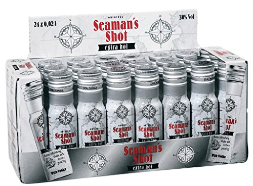 Seaman's Shot - Extra Hot 30% - 24x0,02l