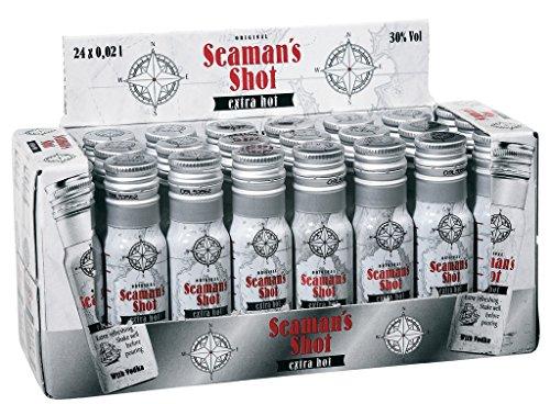 Seaman's Shot - Extra Hot 30% - 24x0,02l