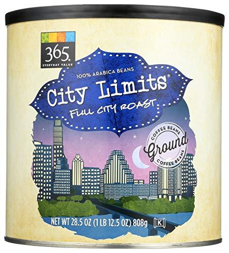 365 Everyday Value, City Limits Coffee, 28.5 oz