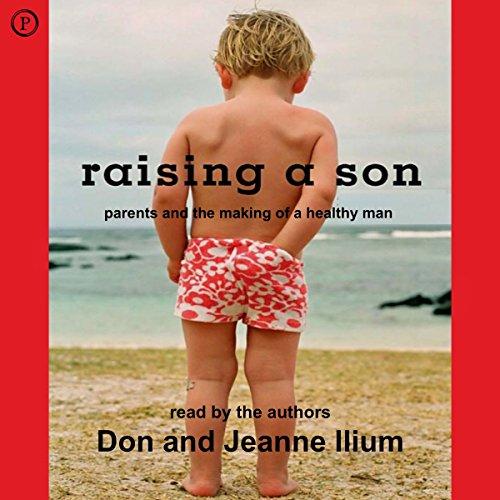 Raising a Son audiobook cover art
