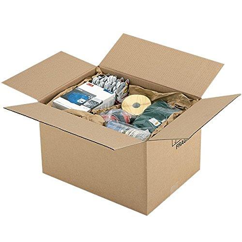 Propac Avana Z-BOY353025 - Caja de cartón una onda, 35 x 30 x 25 cm, 20 unidades
