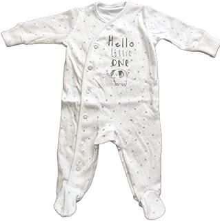 Hippowarehouse Howay mam get us Some scran Baby Vest Bodysuit Boys Girls Long Sleeve