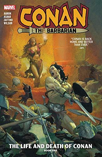 Conan The Barbarian Vol. 1: The Life And Death Of Conan Book...