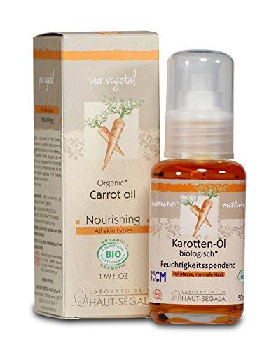 NCM pflanzliche Öle Karottenöl, 1er Pack (1 x 50 ml)