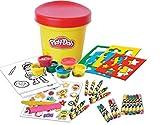 D´Arpeje-CPDO051 Bote de Actividades, Multicolor (51CPDO)
