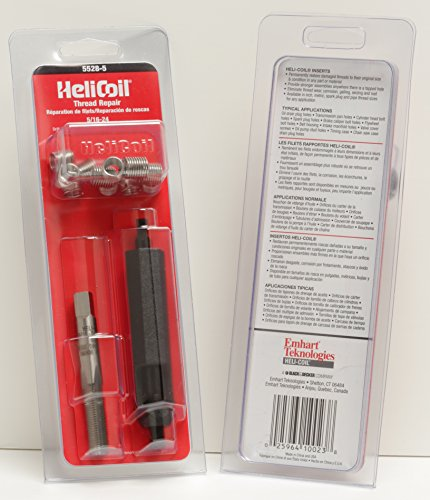 Helicoil 5528-5 5/16-24 Inch Fine Thread Repair Kit