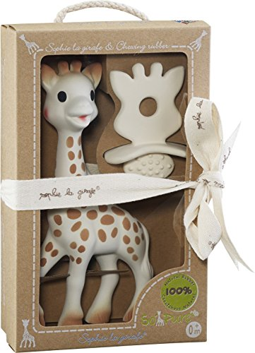 Sophie La Girafe 616624.0 - Chupete So'Pure