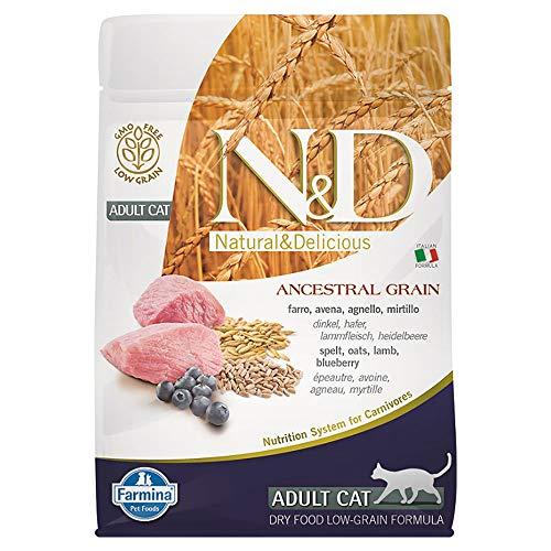 Farmina N&D Gatto Ancestral Agnello/Mirtillo Gr 300