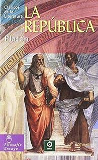 La República par Platón