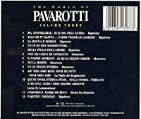 World of Pavarotti Volume 3