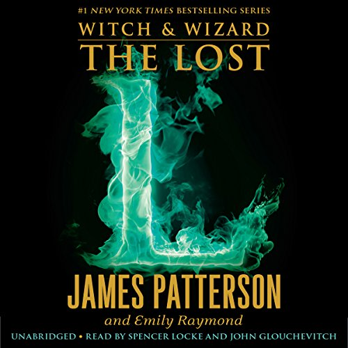 The Lost audiobook cover art