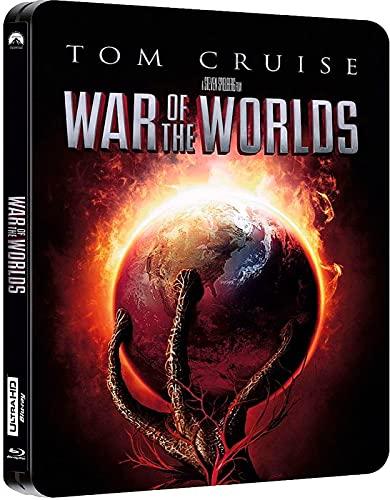La guerra de los mundos (4K UHD + BD) (Steelbook) - BD [Blu-ray]