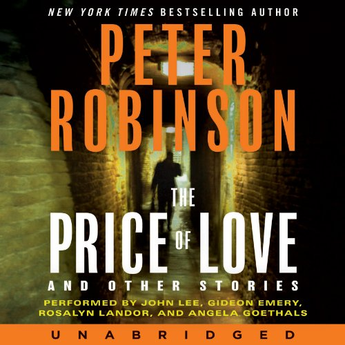 The Price of Love and Other Stories  audiobook cover art