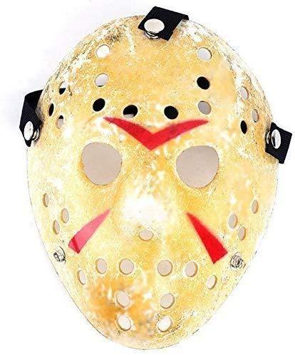 VlugTXcJ Vintage Jason Freddy Hockey Festival Masquerade Party Masker