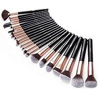 Anjou 24 Piece Premium Cosmetic Makeup Brush Set