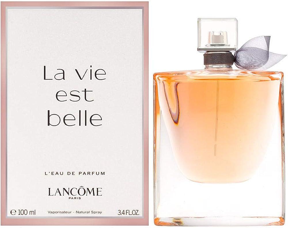 Lancome la vie est belle, eau de parfum,profumo per donna,100 ml vp. svocbvo6x3-4738