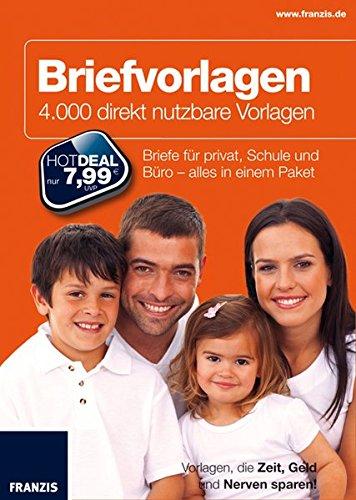 4.000 Briefvorlagen für Office Home & Student [import allemand]