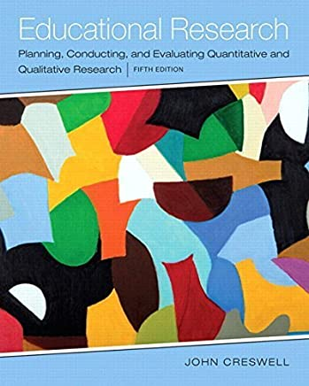 Educational Research: Planning, Conducting, and Evaluating Quantitative and Qualitative Research, Enhanced Pearson eText -- Access Card (5th Edition) (Voices That Matter) by John W. Creswell (2014-03-22)
