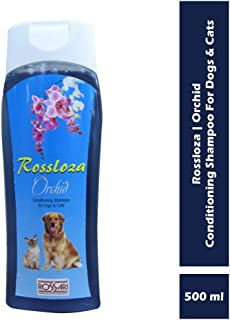 Rossloza Orchid Dog and Cat Pet Shampoo, 500 ml