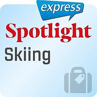 Spotlight express - Reisen: Wortschatz-Training Englisch - Ein Skiurlaub Titelbild