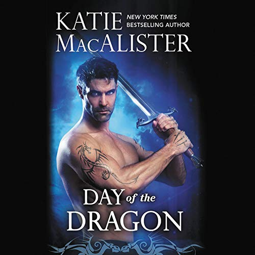 Day of the Dragon Audiobook By Katie MacAlister cover art