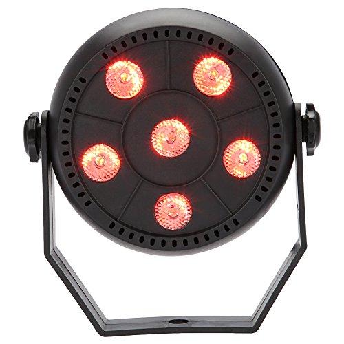 Haofy Luz de Escenario Par LED Luz de Discoteca 9W Luces de Etapa para Fiesta Boda Disco