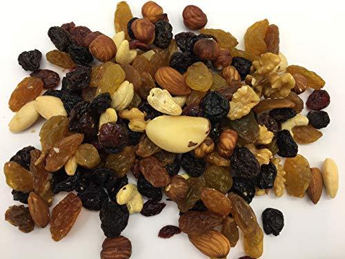 Sultans Palace Studentenfutter-Mix eine Studenten Mischung aus Nüssen und getrockneten Früchten (1000 gr)