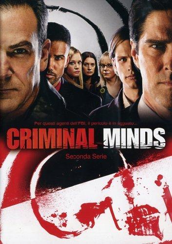 Criminal mindsStagione02 [6 DVDs] [IT Import]