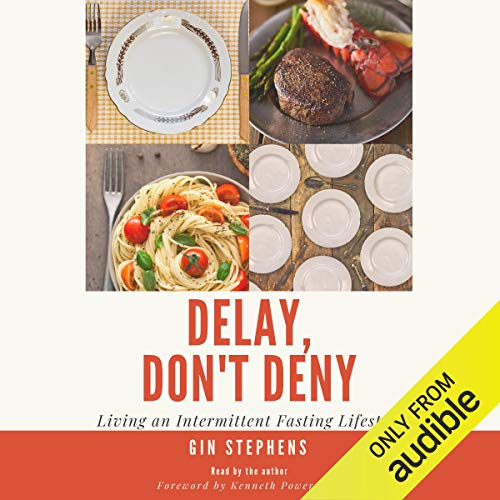 Delay, Don't Deny audiobook cover art