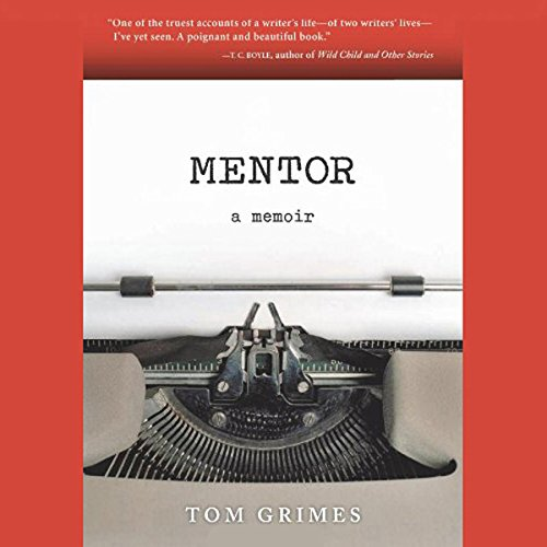 Mentor audiobook cover art