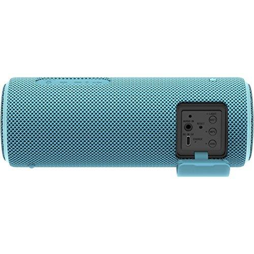 ソニーワイヤレスポータブルスピーカーSRS-XB21:防水・防塵・防錆/Bluetooth/専用スマホアプリ対応ライティング機能搭載2018年モデルブルーSRS-XB21L