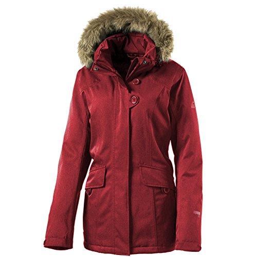Veste pour Dame McKinley « Mount Allen », Femme, 4033286, Rot, Taille 40