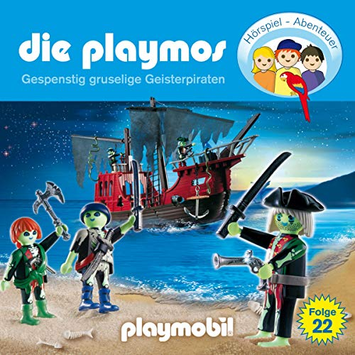 Gespenstig gruselige Geisterpiraten audiobook cover art