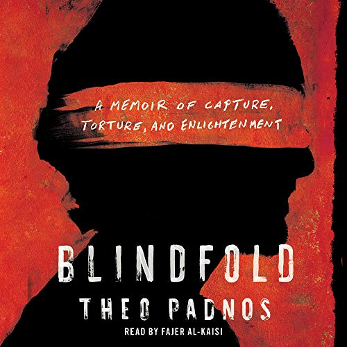 Blindfold Audiobook By Theo Padnos cover art