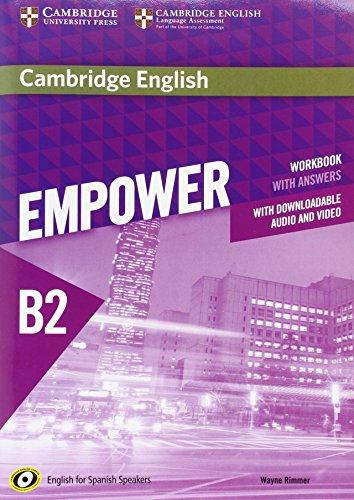 Cambridge English Empower for Spanish Speakers B2