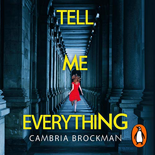 Tell Me Everything cover art