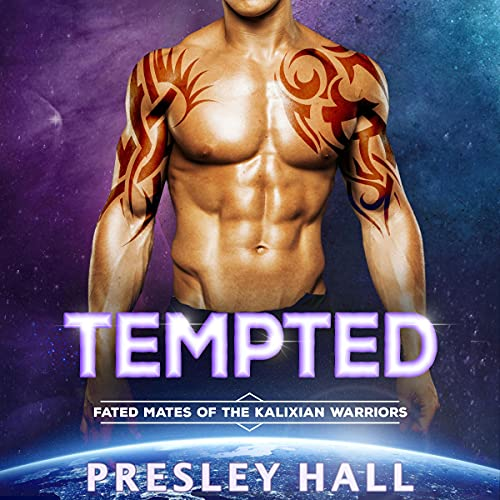 Tempted Audiobook By Presley Hall cover art