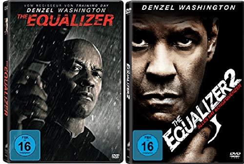 The Equalizer 1-2 [DVD Set] Teil 1+2