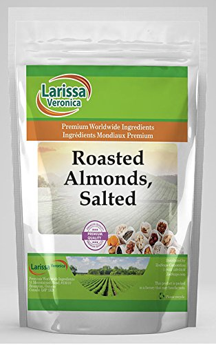 Roasted Almonds Salted 16 oz - 2 524567 Pack ZIN: Free Limited time for free shipping Shipping Cheap Bargain Gift