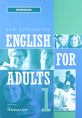 New English For Adults. Workbook - Number 1