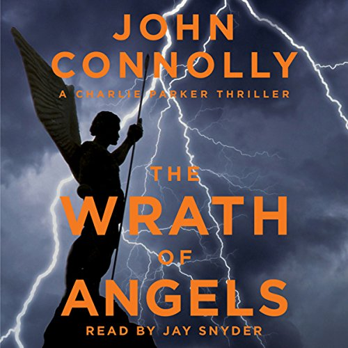 Page de couverture de The Wrath of Angels